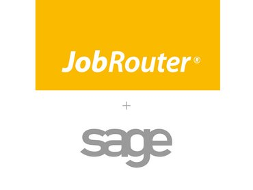 [Translate to Polski:] JobRouter works with Sage for an intergated solution to Digital Process Automation.