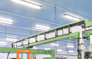 Lighting Manufacturer Automates order process with JobRouter